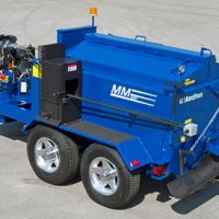 Mastic Mixers for Pothole Repair