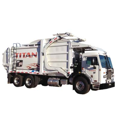 Wayne Titan EcoForce Front Loader