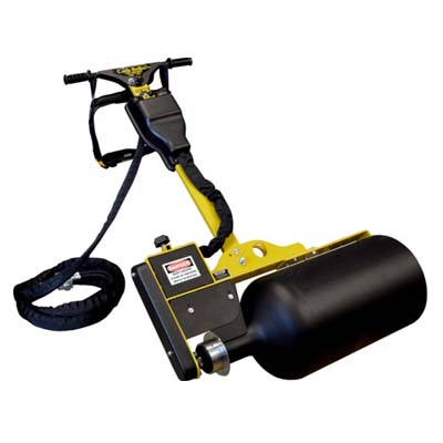 Curb Roller concrete curb rolling machine