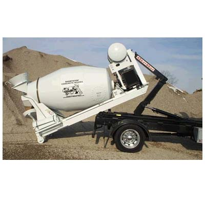 Ernest Industries Shortstop 3.5 HLC Concrete Mixer
