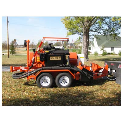 Warren Total Patcher T-7500 Road Repair System